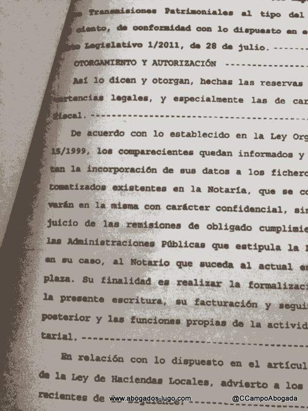 acuerdos sobre eliminación de cláusulas suelo